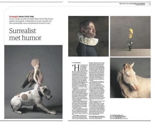 NRC Handelsblad | Cultureel Supplement | March 5, 2015