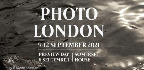Photo London | September 9-12, 2021
